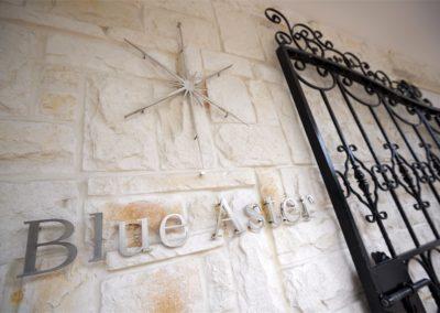 關島幸福藍星教堂, BLUE ASTER CHAPEL