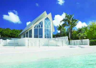 關島璀璨鑽石教堂 JEWEL BY THE SEA CHAPEL