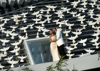 BANYAN TREE DOVE CHAPEL WEDDING
