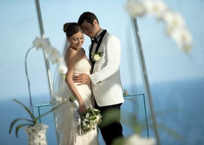 BANYAN TREE DOVE CHAPEL WEDDING