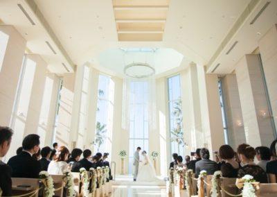 東京灣舞濱青之空教堂