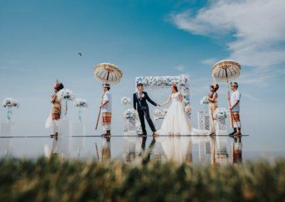 巴里島天空之鏡婚禮 OCEAL BALI
